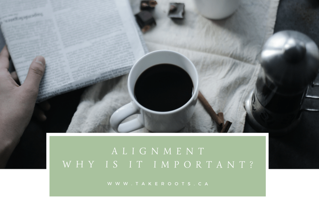 Alignment – Why is it Important?